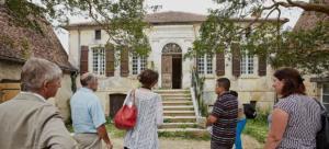 Chantier Rénovation Presbytère Landes