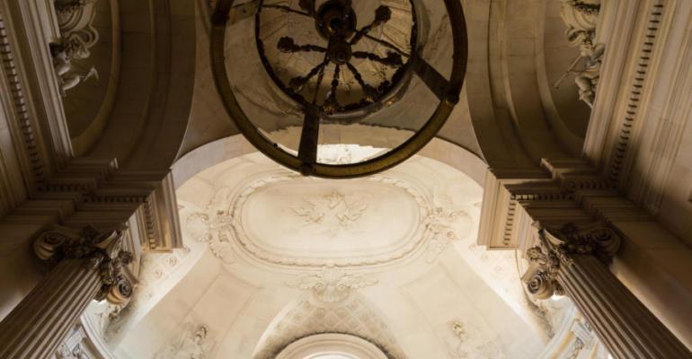 Escalier d'honneur, Conseil d'État.