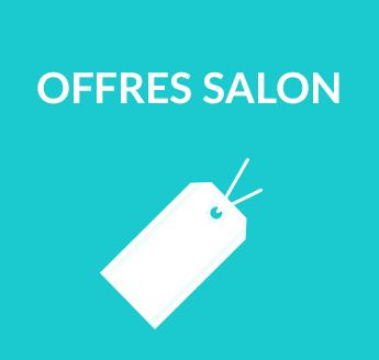 Nos offres salon