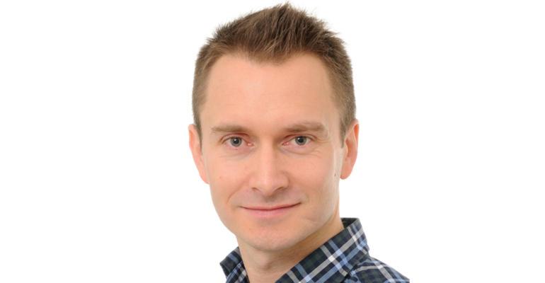 Alexandre Durand, directeur adjoint du bureau d'études Citémétrie