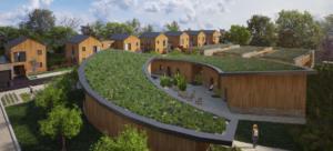 Projet lauréat BBCA logements individuels groupés