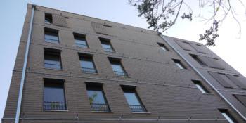 façade immeuble Osica 17 logements Passifs Montreuil