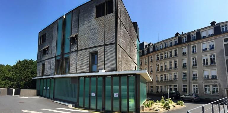 Centre hospitalier de Bayeux (Calvados), porteur de l'opération groupée de diagnostics énergétiques
