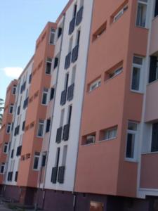 151 logements sur 5 bâtiments