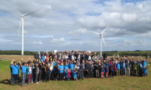 parc éolien citoyen Bretagne