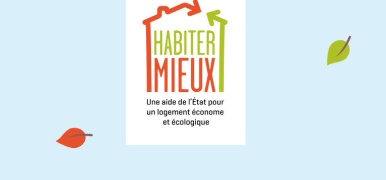 Logo Habiter Mieux, programme de lutte contre la précarité énergétique