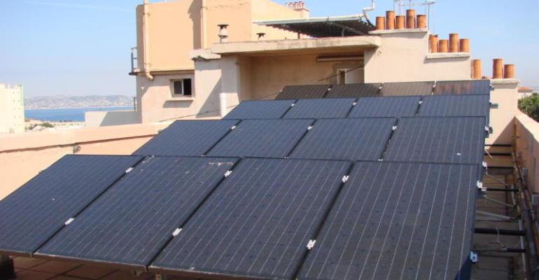 Panneaux solaires HelioPAC