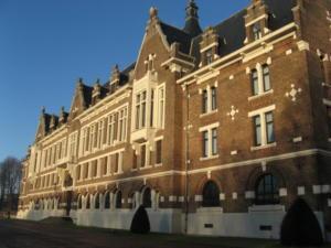 facade université Artois, Lens