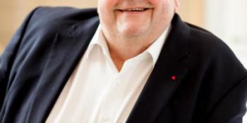 Pierre Giorgini, président-recteur de l'université Catholique de Lille, évoque sa conception du bâtiment et notamment, son combatcontre les processus sans sujet.