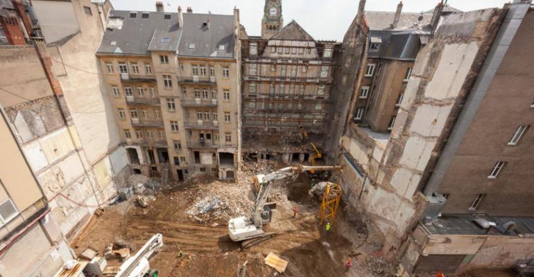 Siège social BPALC à Metz