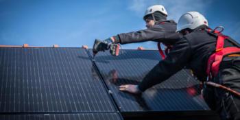 Avec l'offre « My Power », les Français peuvent désormais stocker sur batterie, l'électricité produite par leurs panneaux photovoltaïques et la consommer, même en l'absence de soleil.
