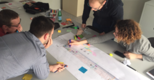 planning_lean_batiment_diagramme de Gantt