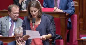 Elsa_Faucillon_député_amiante_blanquer.